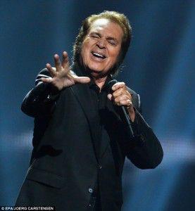 Engelbert at Eurovision