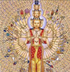 Avalokiteshvara - source unknown